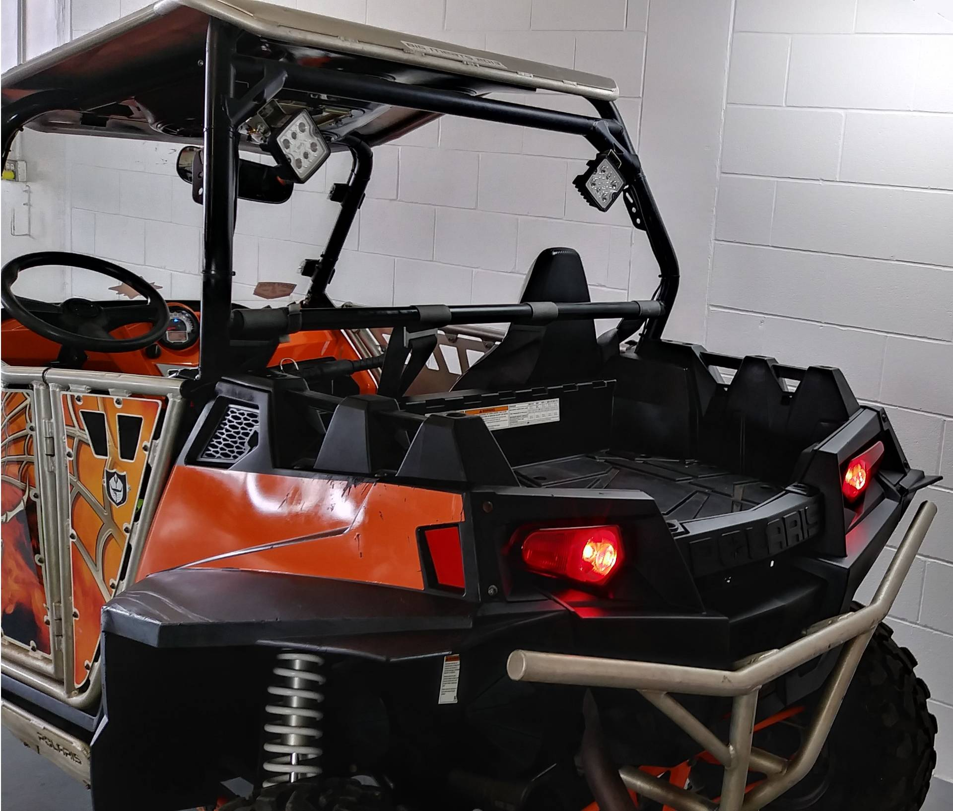 2013 Polaris RZR® XP 900 EPS LE in Stillwater, Oklahoma