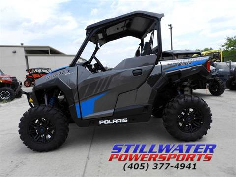 2019 Polaris General 1000 EPS Deluxe in Stillwater, Oklahoma - Photo 1