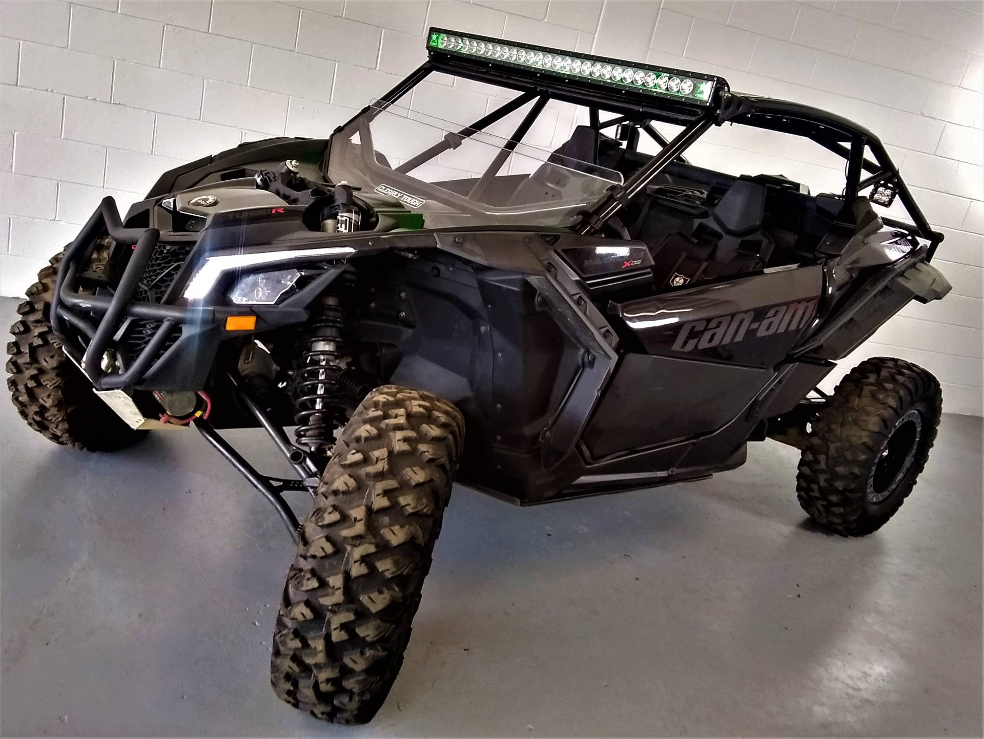 2017 Can-Am Maverick X3 X ds Turbo R in Stillwater, Oklahoma - Photo 2