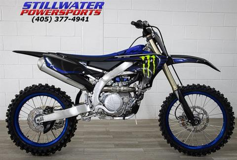 2021 Yamaha YZ450F MONSTER ENERGY YAMAHA RACING EDITION in Stillwater, Oklahoma - Photo 1
