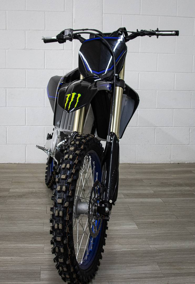 2021 Yamaha YZ450F MONSTER ENERGY YAMAHA RACING EDITION in Stillwater, Oklahoma - Photo 3