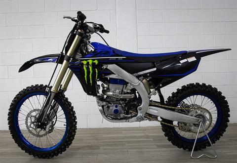 2021 Yamaha YZ450F MONSTER ENERGY YAMAHA RACING EDITION in Stillwater, Oklahoma - Photo 5