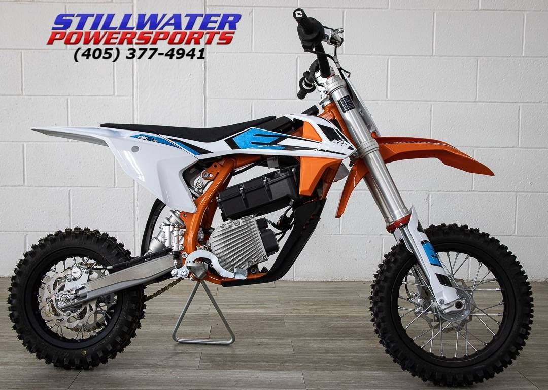 2021 KTM SX-E5 in Stillwater, Oklahoma - Photo 1