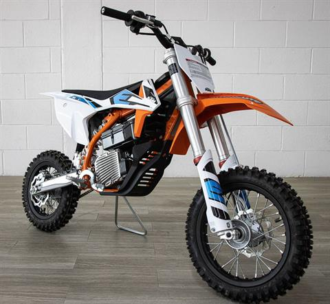 2021 KTM SX-E5 in Stillwater, Oklahoma - Photo 2