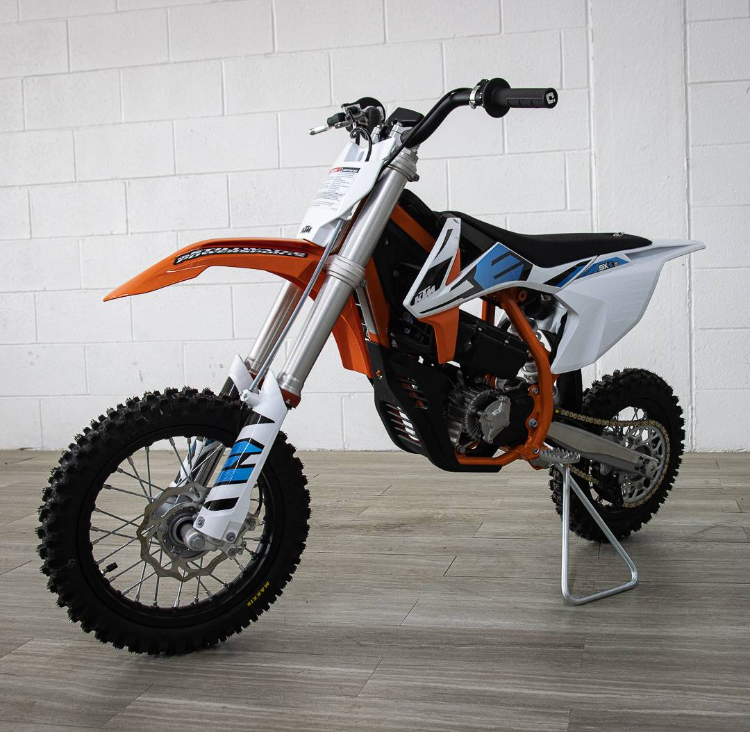 2021 KTM SX-E5 in Stillwater, Oklahoma - Photo 4
