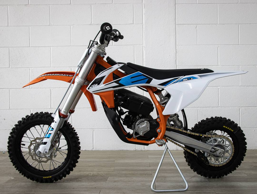 2021 KTM SX-E5 in Stillwater, Oklahoma - Photo 5