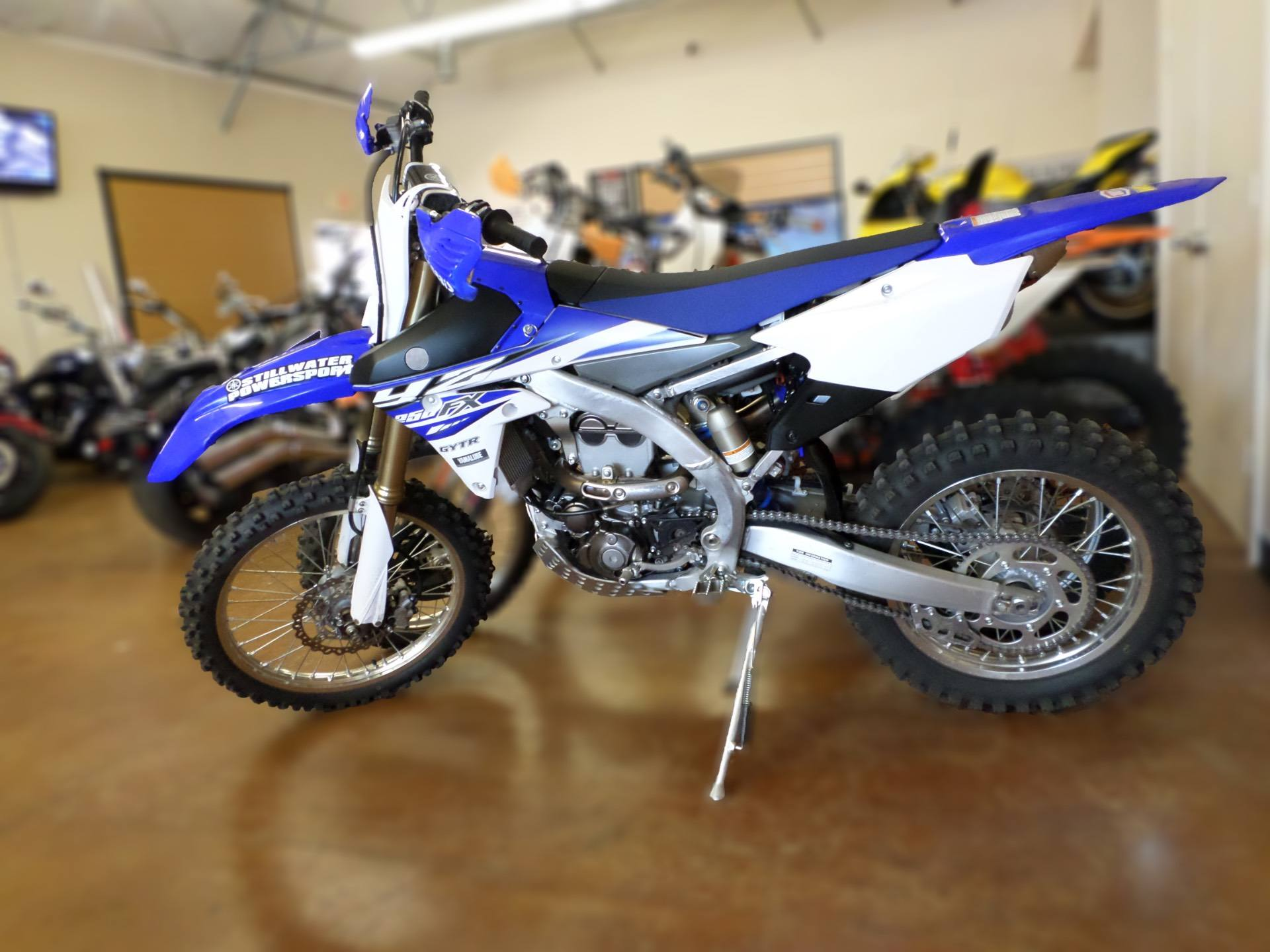 2015 yamaha yz250fx for sale stillwater ok 24739 for Yamaha of stillwater