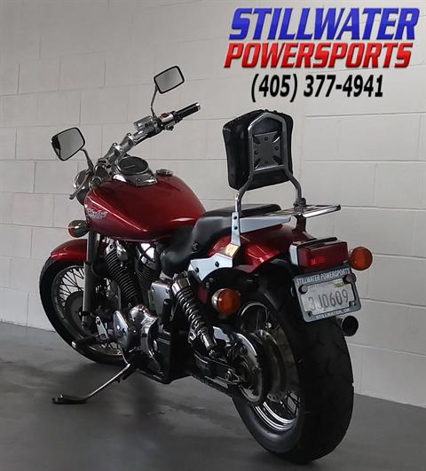2007 Honda Shadow 750 in Stillwater, Oklahoma - Photo 3