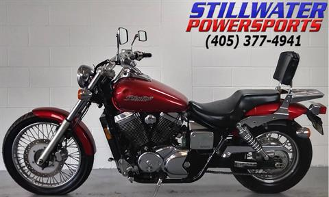 2007 Honda Shadow 750 in Stillwater, Oklahoma - Photo 4