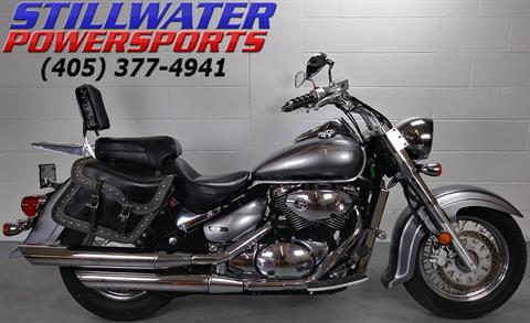 2007 Suzuki Boulevard C50T in Stillwater, Oklahoma - Photo 1