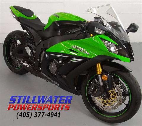 2014 Kawasaki Ninja® ZX™-10R ABS in Stillwater, Oklahoma - Photo 2