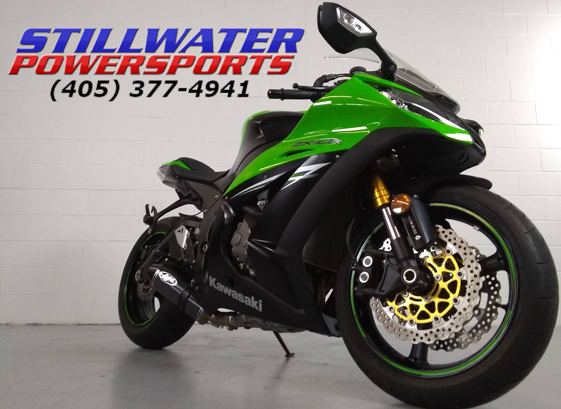 2014 Kawasaki Ninja® ZX™-10R ABS in Stillwater, Oklahoma - Photo 4