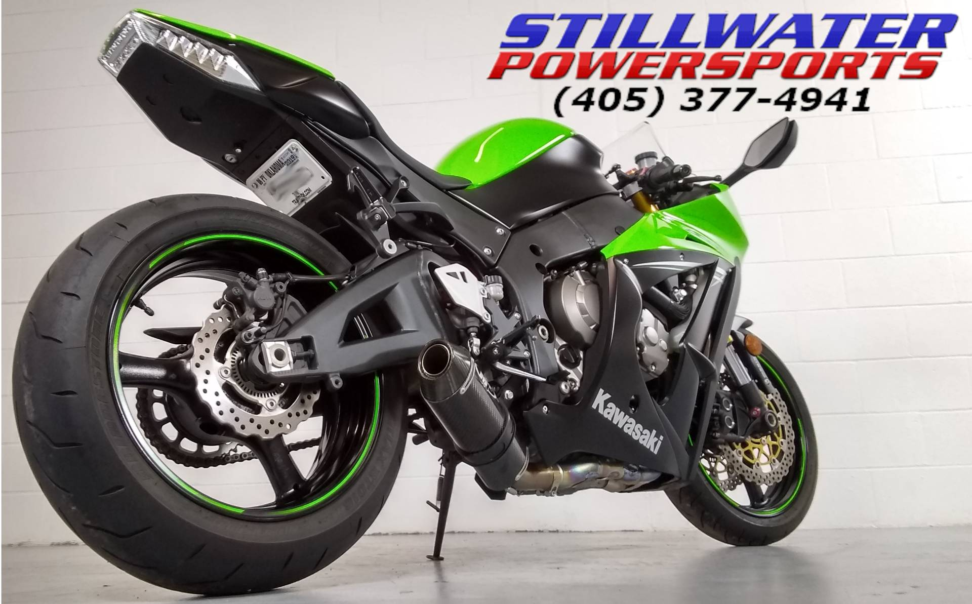 2014 Kawasaki Ninja® ZX™-10R ABS in Stillwater, Oklahoma - Photo 8