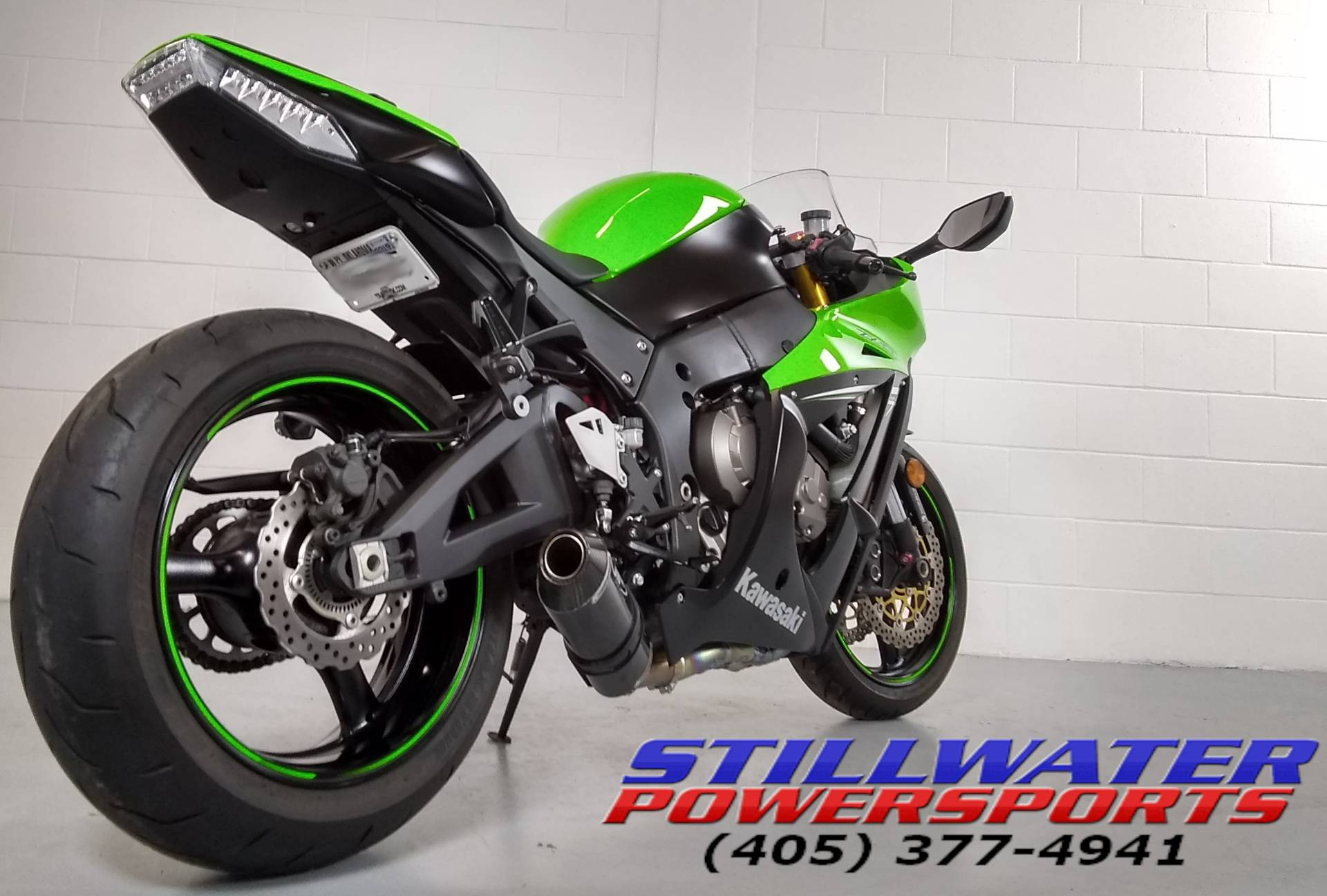 2014 Kawasaki Ninja® ZX™-10R ABS in Stillwater, Oklahoma - Photo 7