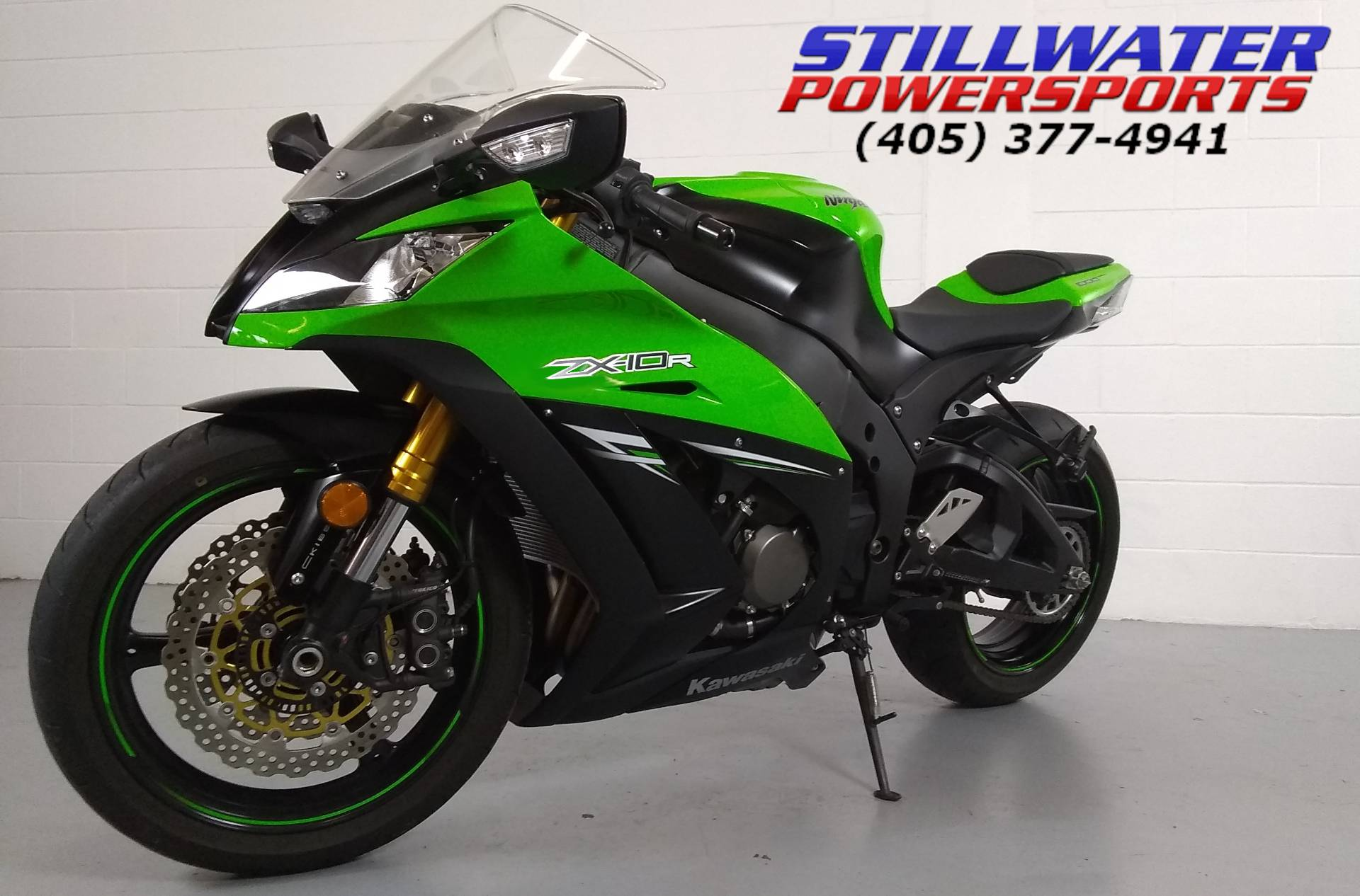 2014 Kawasaki Ninja® ZX™-10R ABS in Stillwater, Oklahoma - Photo 6