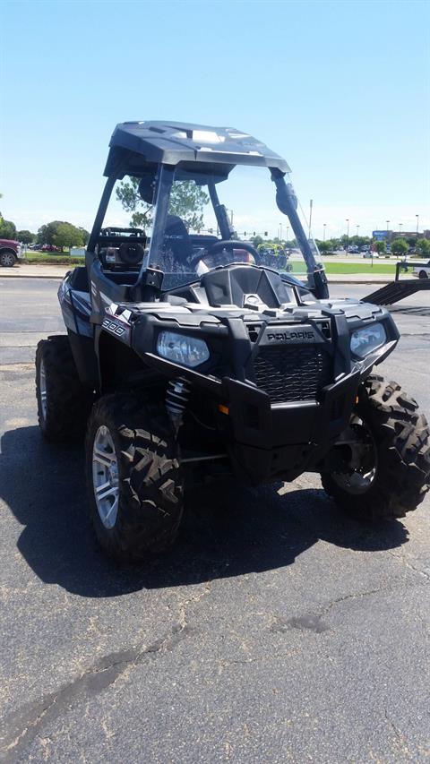 2016 Polaris ACE 900 SP in Stillwater, Oklahoma