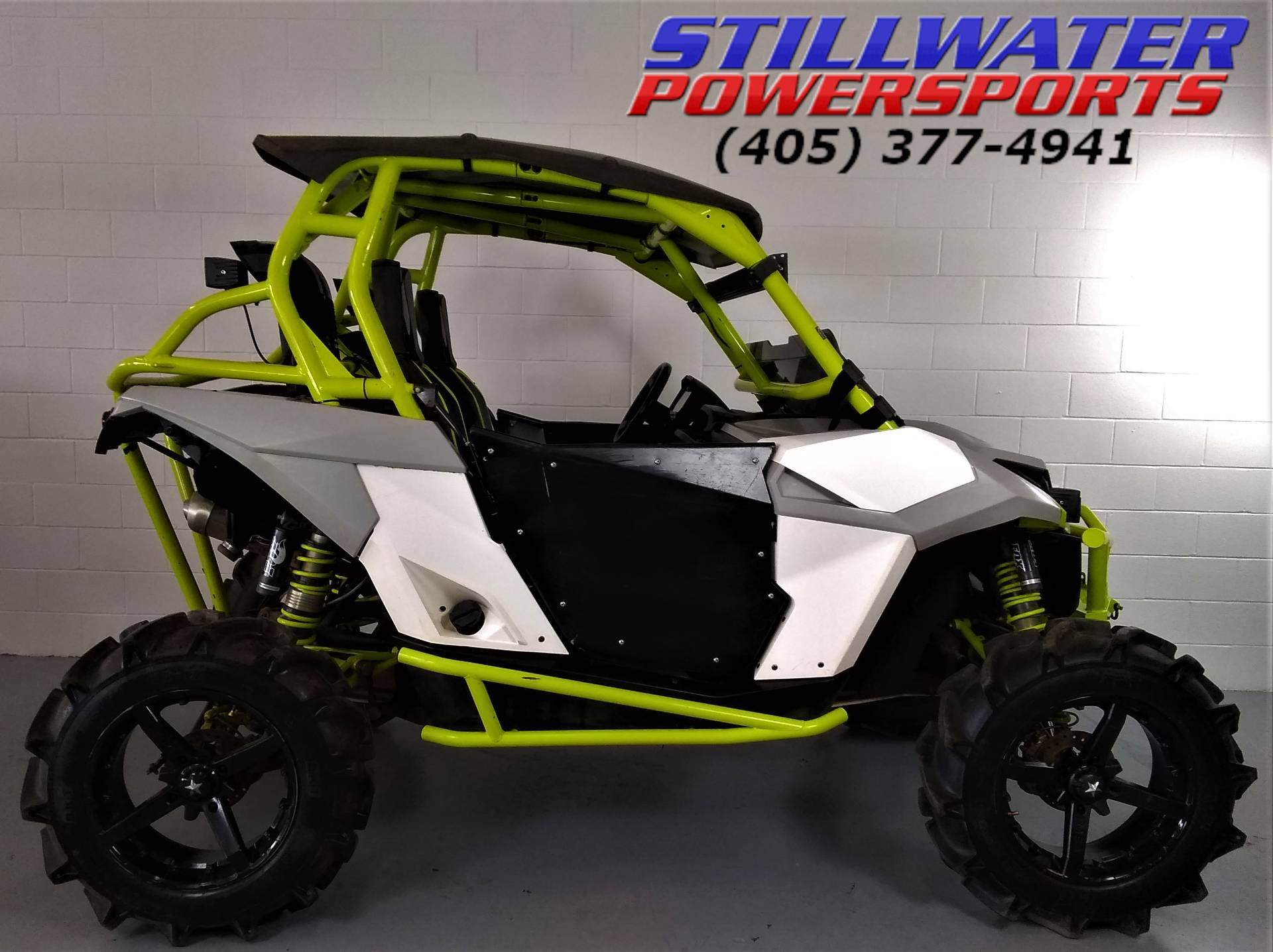 2015 Can-Am Maverick™ X® ds 1000R Turbo in Stillwater, Oklahoma - Photo 1