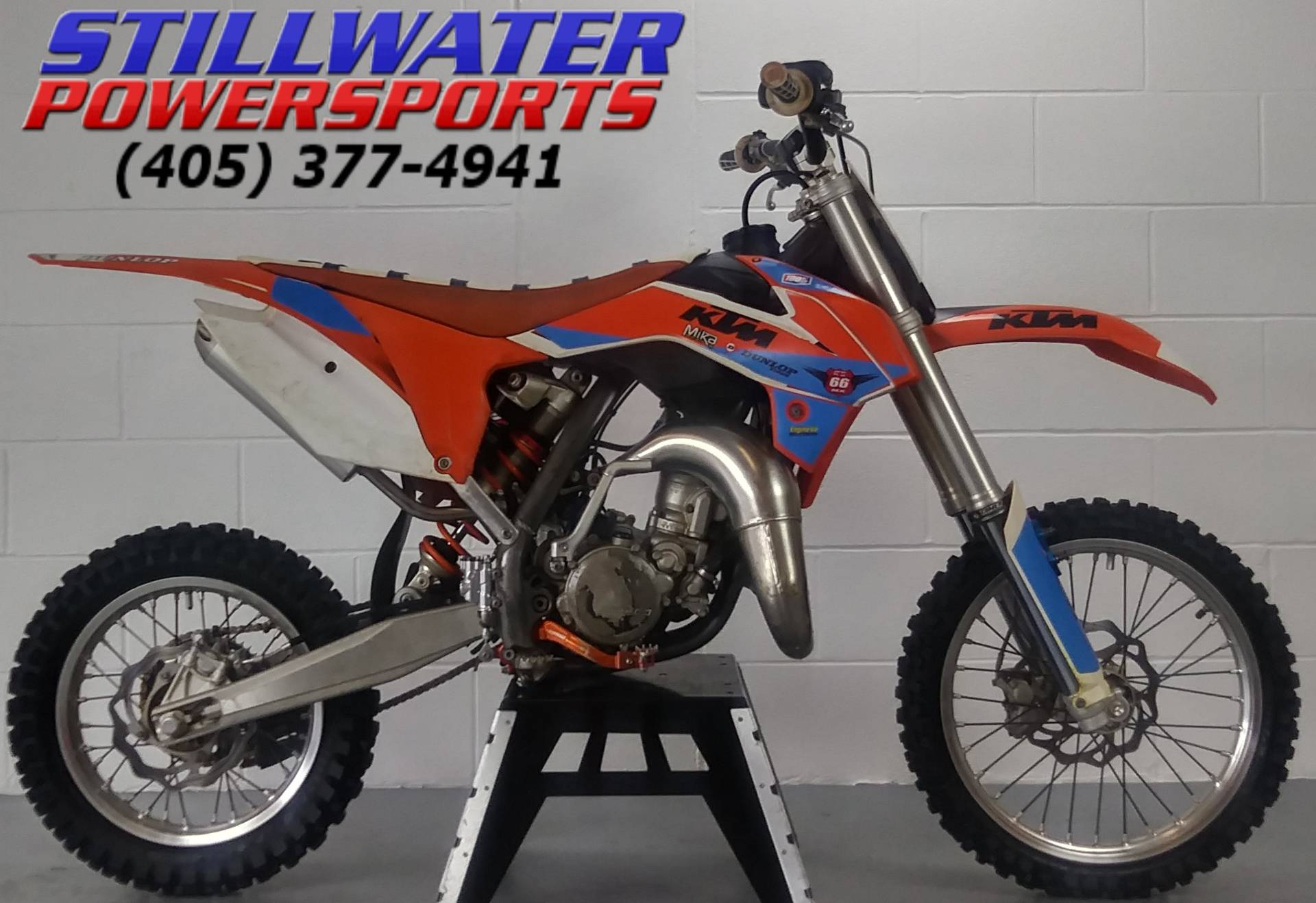 2015 KTM 85 SX in Stillwater, Oklahoma - Photo 1