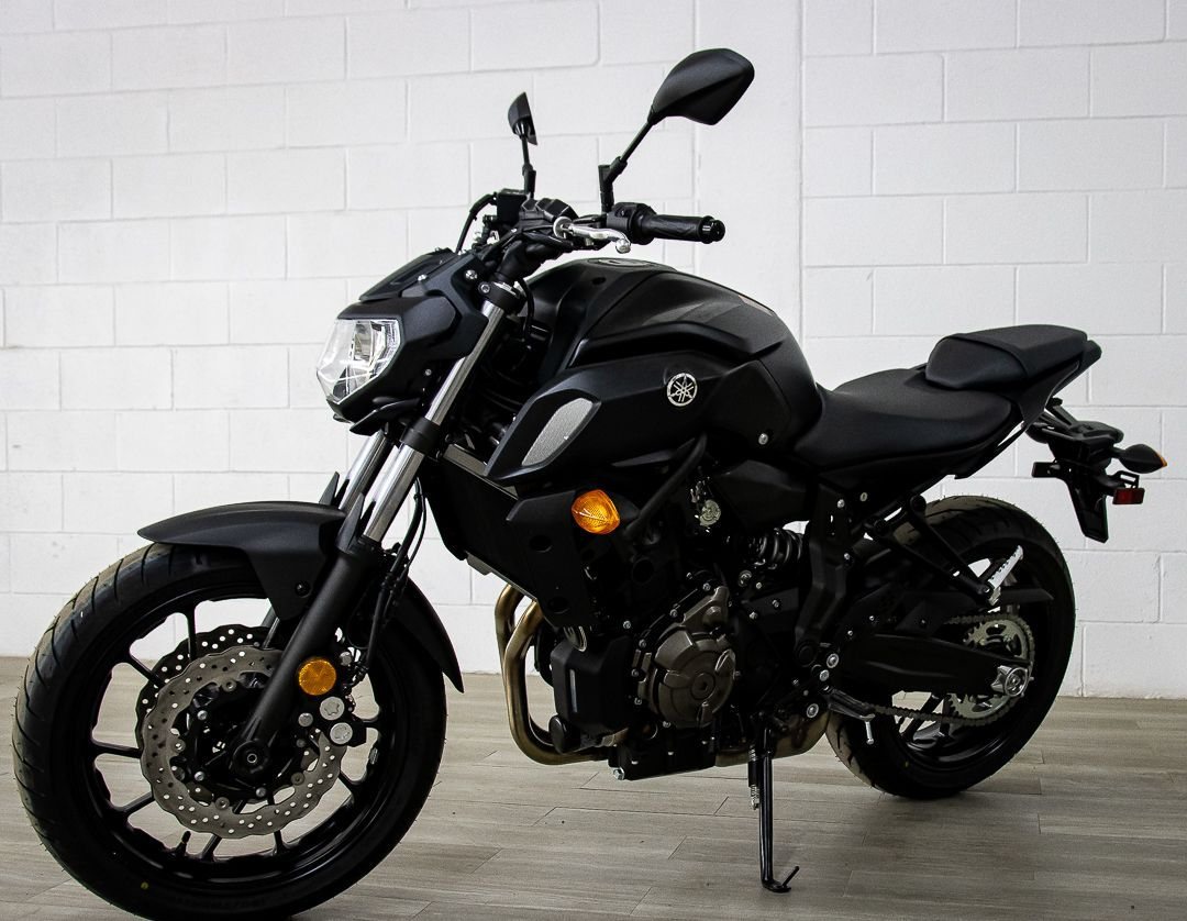 2020 Yamaha MT-07 in Stillwater, Oklahoma - Photo 4