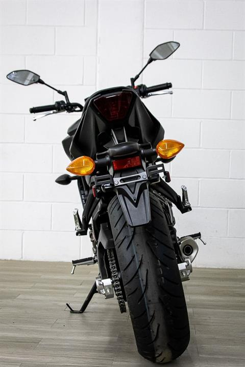 2020 Yamaha MT-07 in Stillwater, Oklahoma - Photo 6