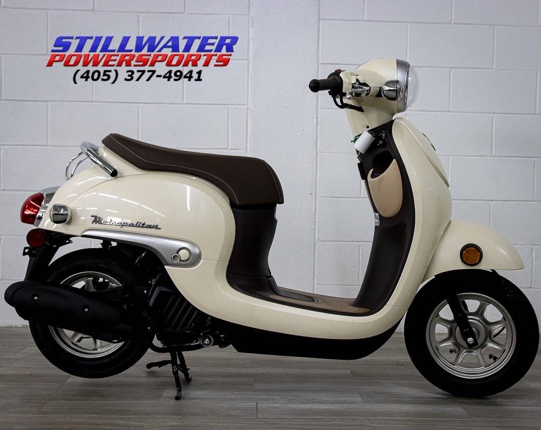 2020 Honda Metropolitan in Stillwater, Oklahoma - Photo 1