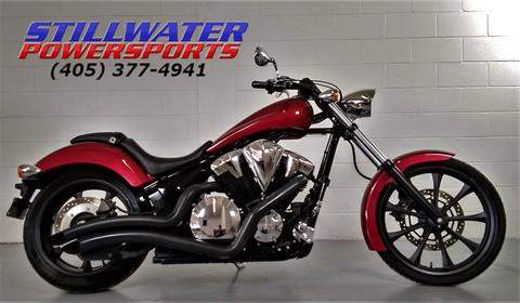 2015 Honda Fury® in Stillwater, Oklahoma