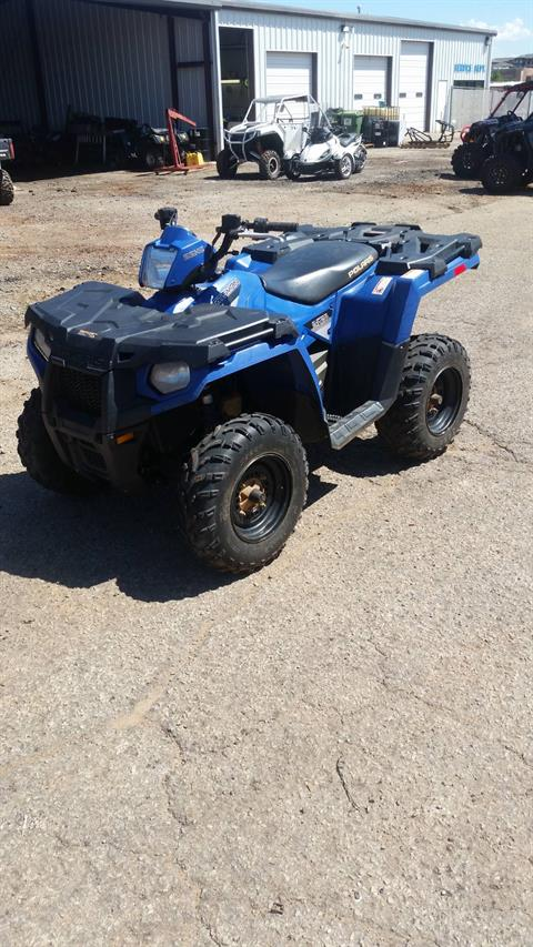 2015 Polaris Sportsman® ETX in Stillwater, Oklahoma