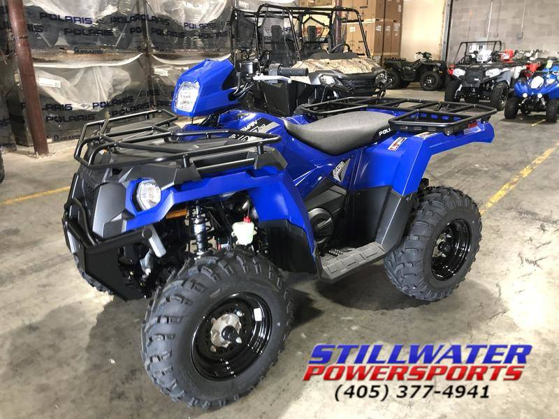 2020 Polaris Sportsman 450 H.O. Utility Package in Stillwater, Oklahoma - Photo 1