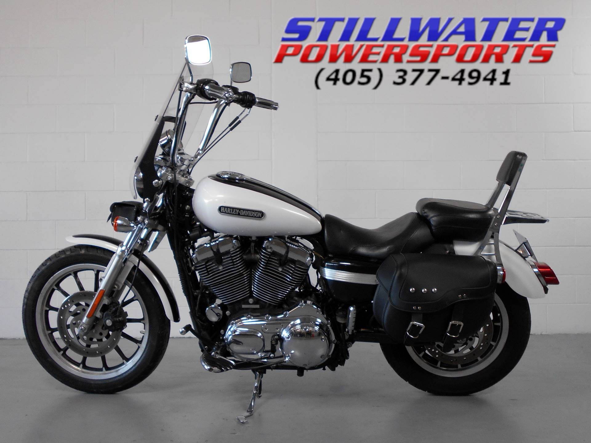 2007 Harley-Davidson Sportster® 1200 Low in Stillwater, Oklahoma - Photo 12