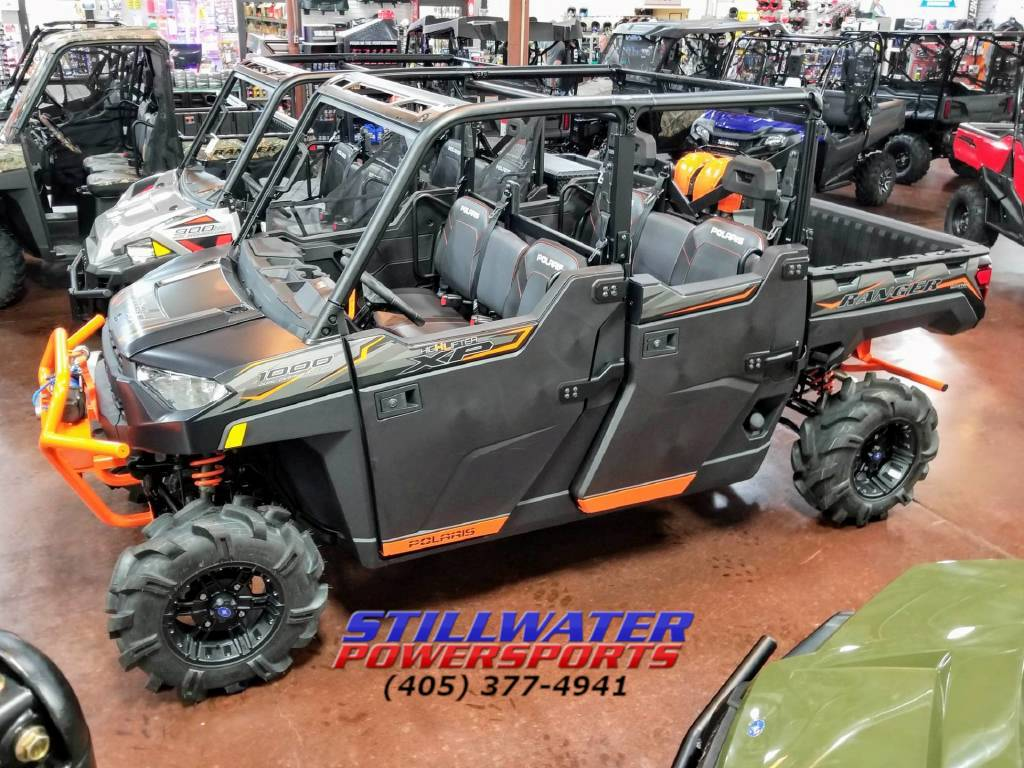 2019 Polaris Ranger Crew XP 1000 EPS High Lifter Edition in Stillwater, Oklahoma - Photo 1