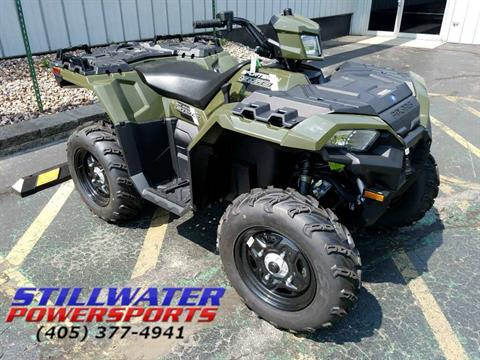 2019 Polaris Sportsman 850 in Stillwater, Oklahoma - Photo 1