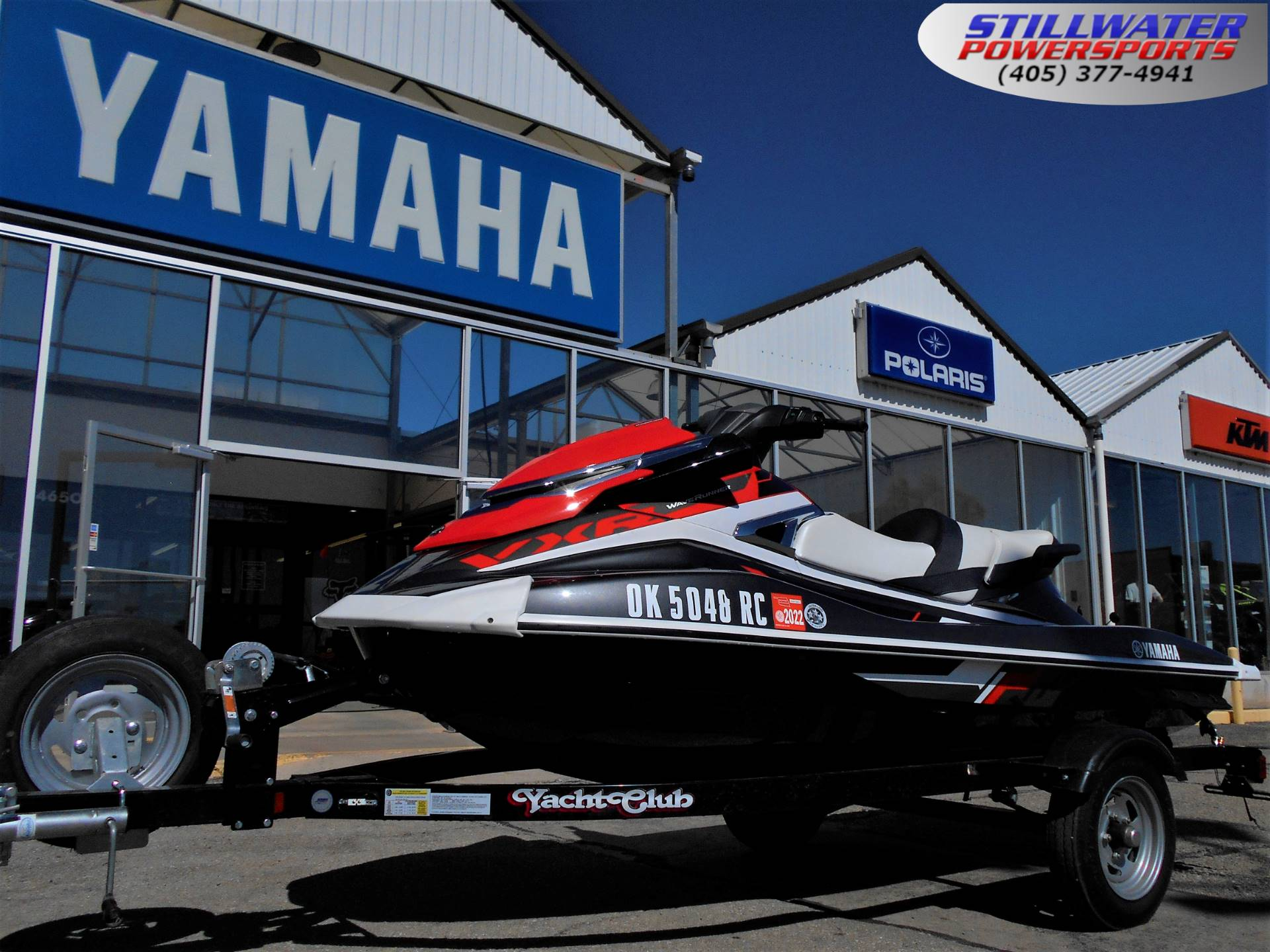 2017 Yamaha VXR in Stillwater, Oklahoma - Photo 6