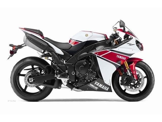 2012 Yamaha YZF-R1 World GP 50th Anniversary Edition for sale 149818