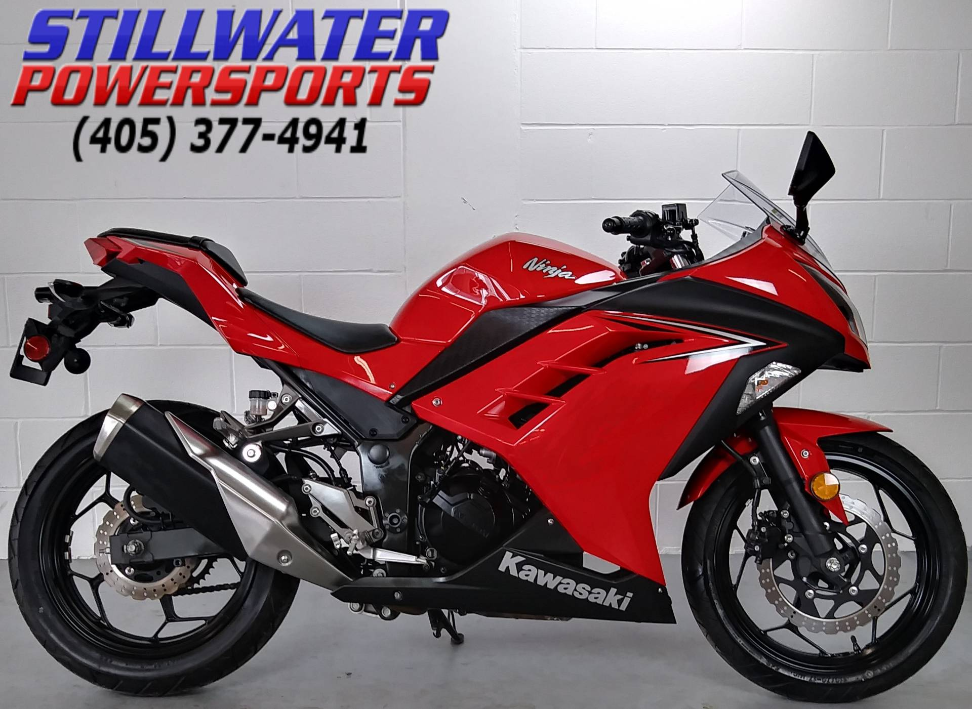 2016 Kawasaki Ninja 300 In Stillwater Oklahoma Photo 1