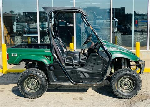 2006 Yamaha Rhino 660 4WD in Stillwater, Oklahoma - Photo 2