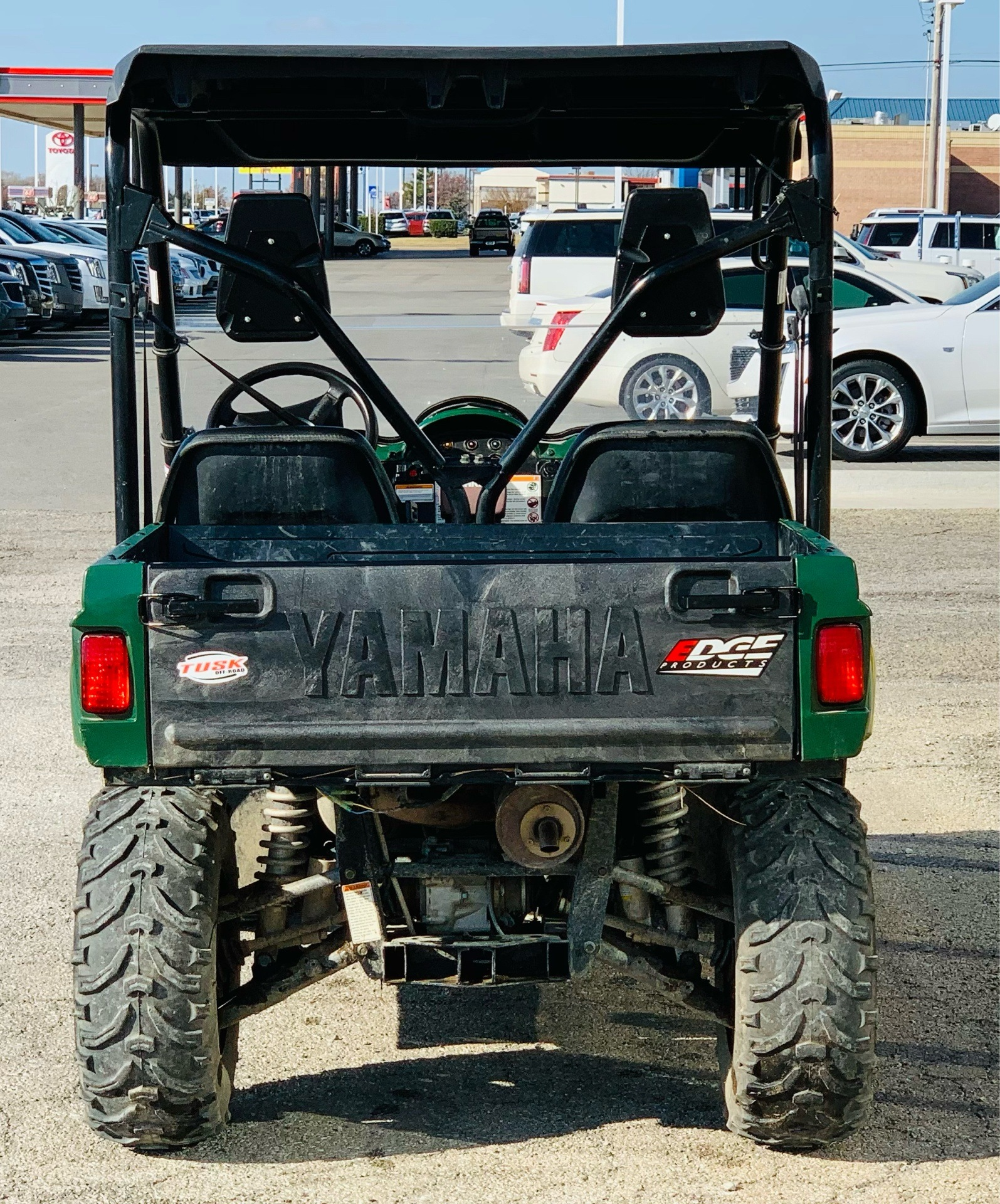 2006 Yamaha Rhino 660 4WD in Stillwater, Oklahoma - Photo 4