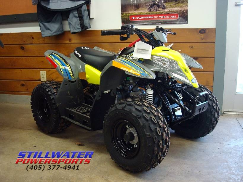 2019 Polaris Outlaw 50 in Stillwater, Oklahoma - Photo 1