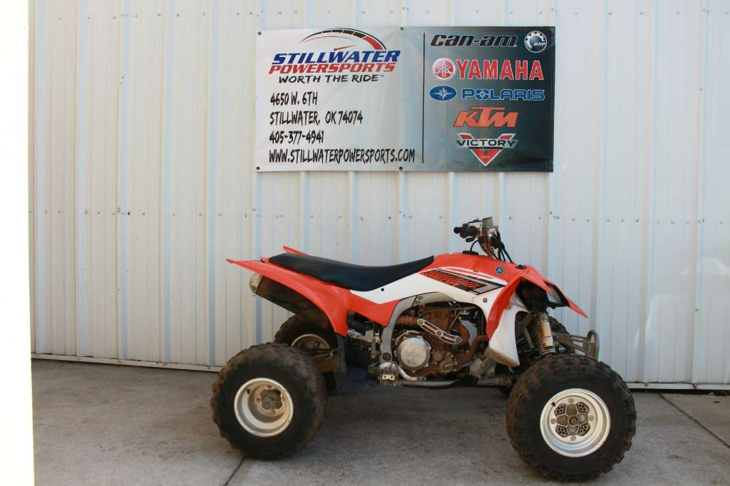 Used 2014 yamaha yfz450r atvs in stillwater ok stock for Yamaha dealers in vt