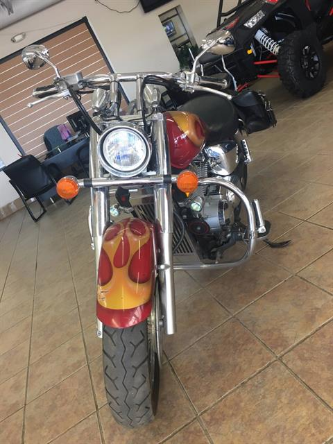 2009 Honda Shadow 750 in Stillwater, Oklahoma