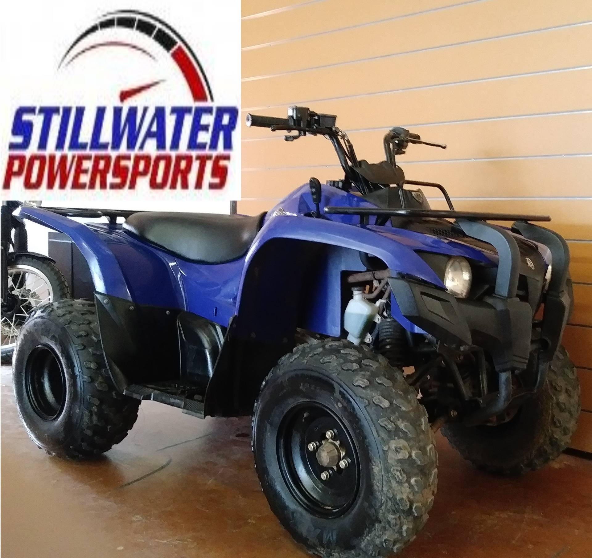 2013 Yamaha Grizzly 300 in Stillwater, Oklahoma