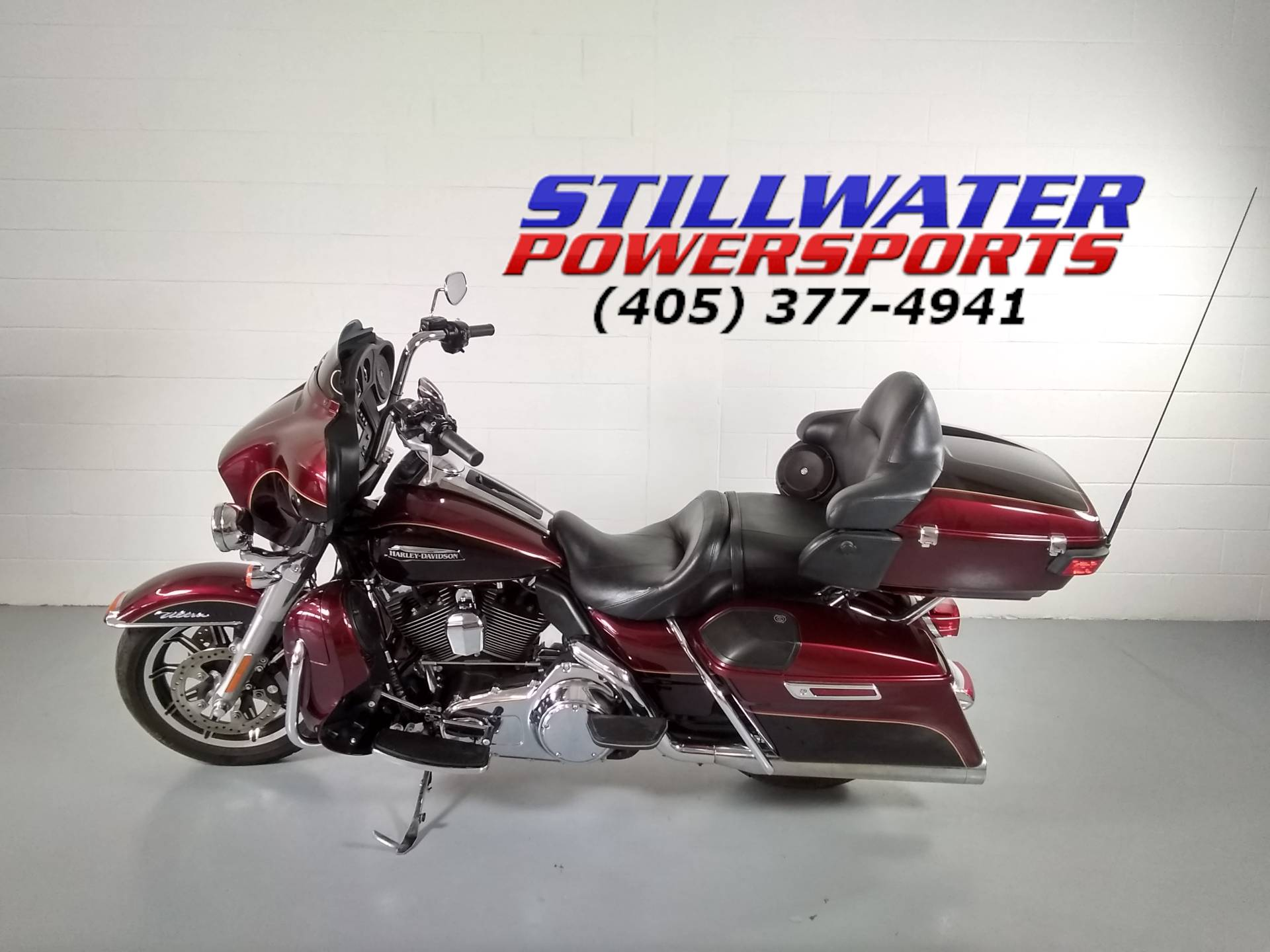 2014 Harley-Davidson Electra Glide® Ultra Classic® in Stillwater, Oklahoma - Photo 7
