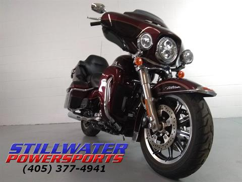 2014 Harley-Davidson Electra Glide® Ultra Classic® in Stillwater, Oklahoma - Photo 3