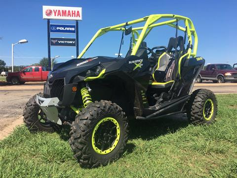 2016 Can-Am Maverick X ds Turbo in Stillwater, Oklahoma