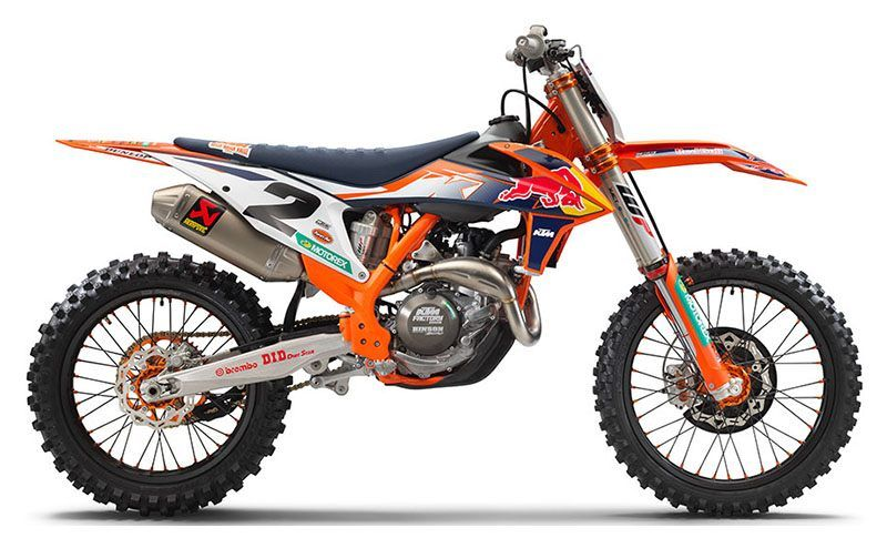 2021 KTM 450 SX-F FACTORY EDITION in Stillwater, Oklahoma