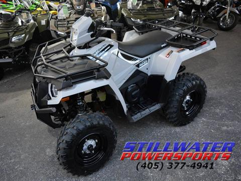 2019 Polaris Sportsman 450 H.O. Utility Edition in Stillwater, Oklahoma - Photo 1
