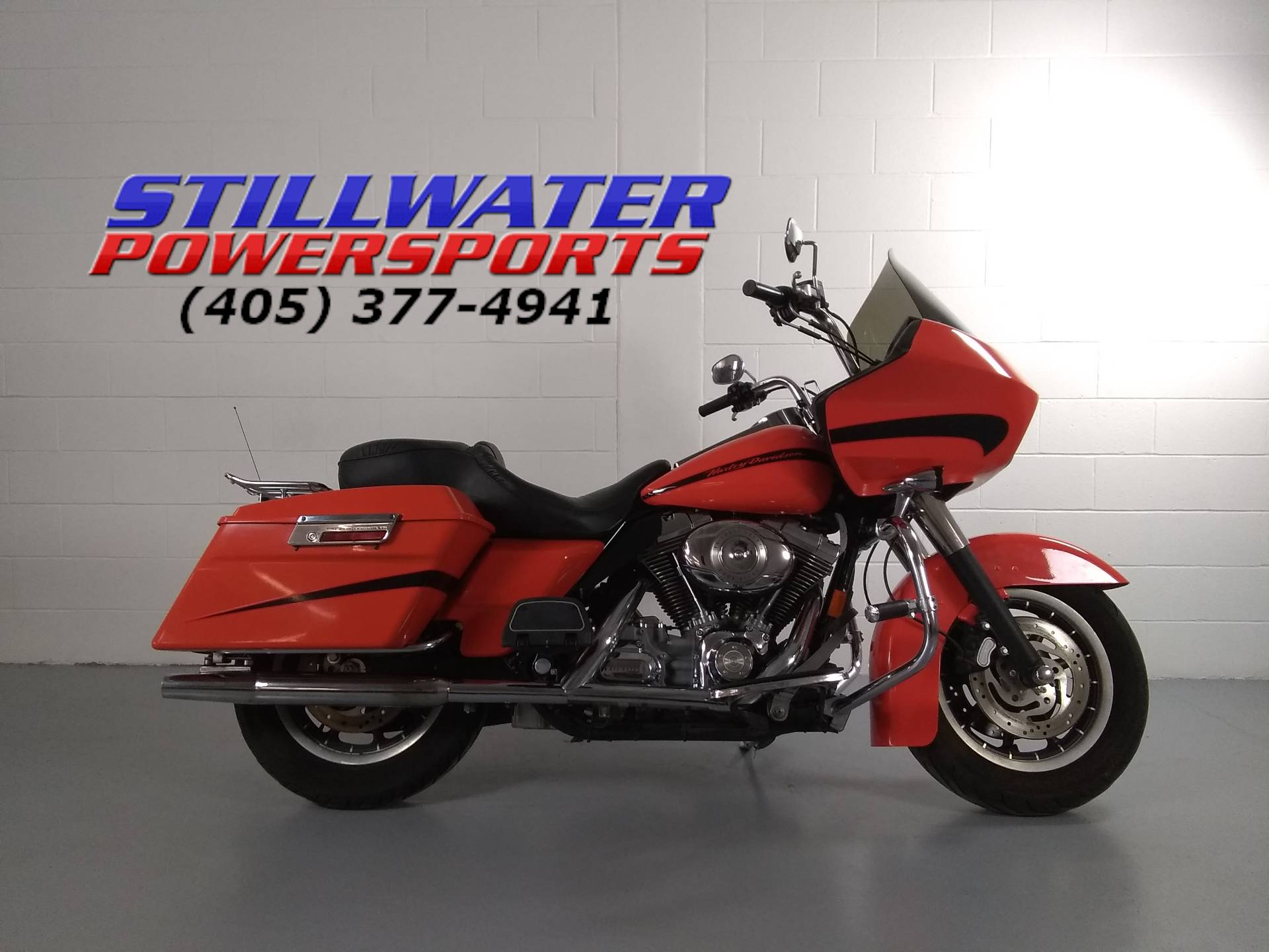 2007 Harley-Davidson Road Glide® in Stillwater, Oklahoma - Photo 1