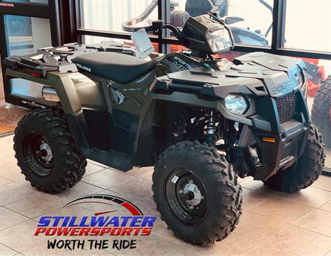 2021 Polaris POLARIS SPORTSMAN 450 H.O. in Stillwater, Oklahoma