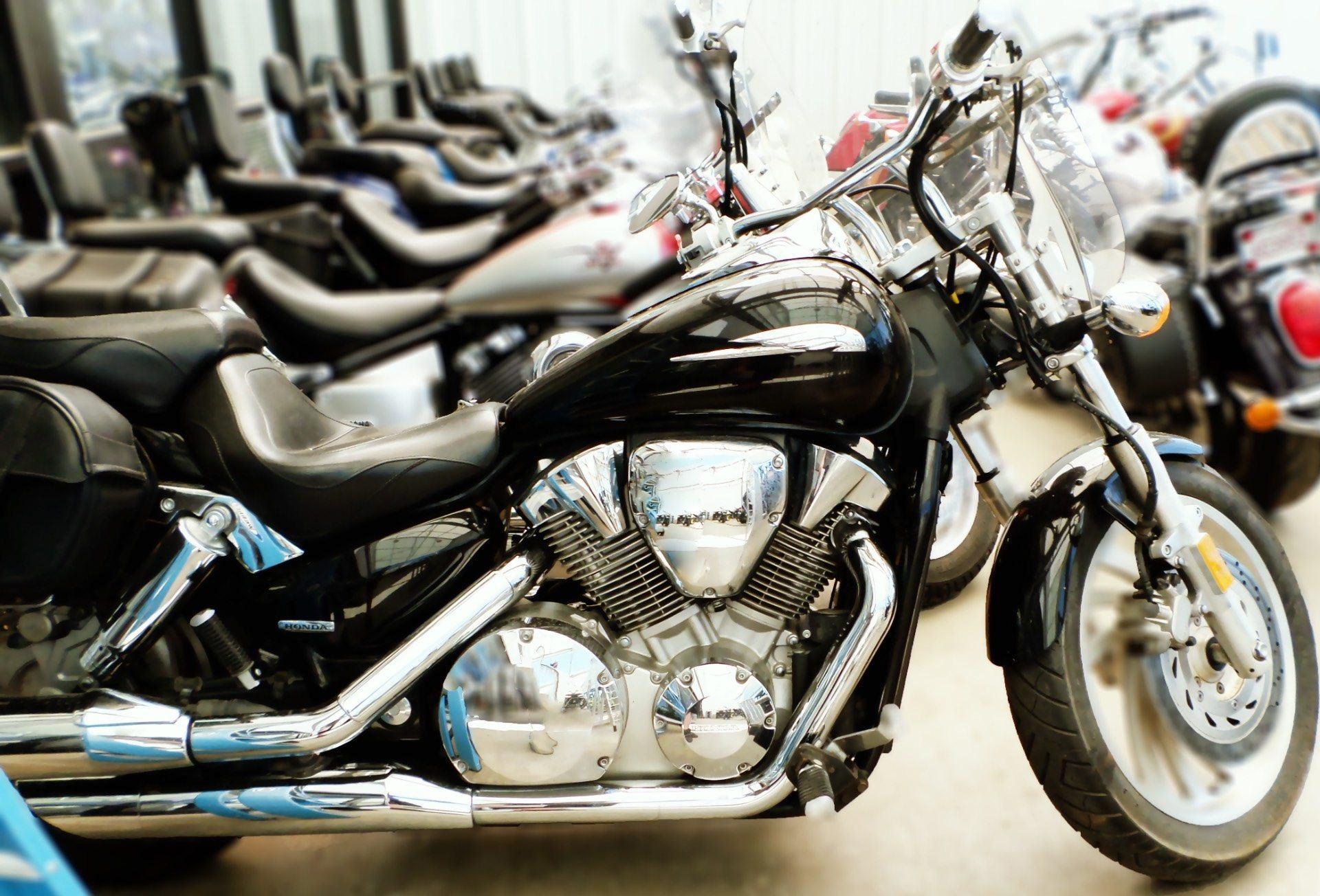 2000 Yamaha V Star 1100 Custom For Sale