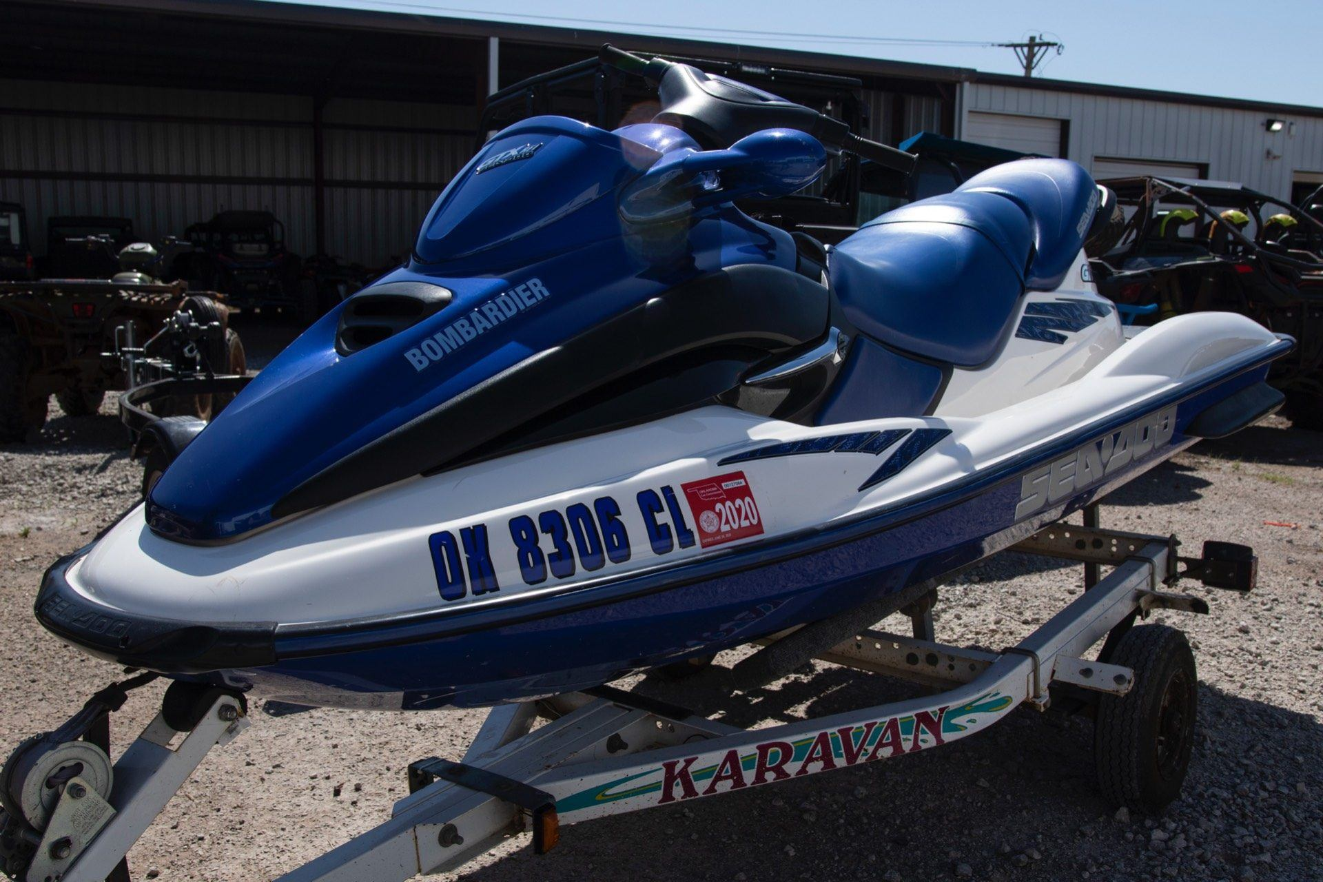 2002 Sea-Doo SEA-DOO GTI in Stillwater, Oklahoma - Photo 2