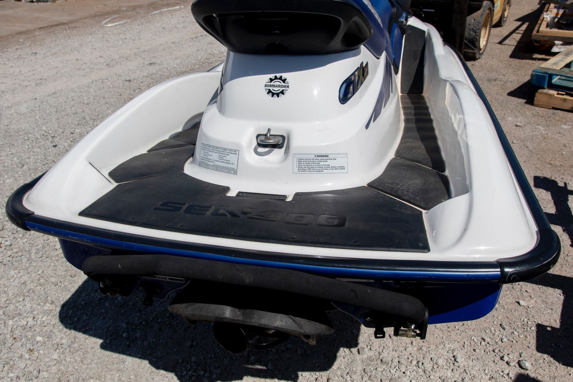 2002 Sea-Doo SEA-DOO GTI in Stillwater, Oklahoma - Photo 4